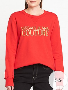 versace-jeans-couture-logo-embroidered-sweatshirt-red