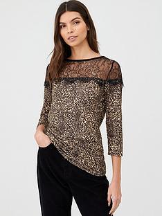 v-by-very-animal-lace-bib-top-leopard