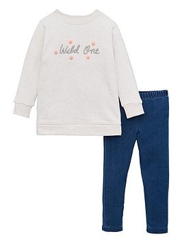 v-by-very-girls-2-piece-wild-one-pom-pom-detail-sweatshirt-and-jeggings-set-multi