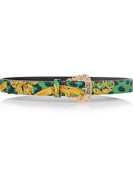 versace-jeans-couture-saffiano-printed-belt-multi