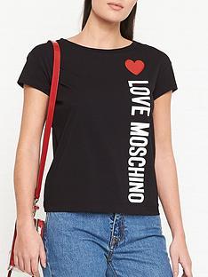 love-moschino-logo-print-t-shirt-black