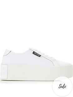 versace-jeans-couture-canvas-platform-trainers-white