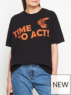 vivienne-westwood-anglomania-time-to-act-orb-t-shirt-black
