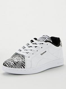 reebok-royal-zebra-childrens-trainer-white