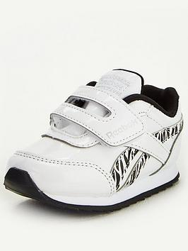 reebok-royal-zebra-toddler-trainers-whiteblack