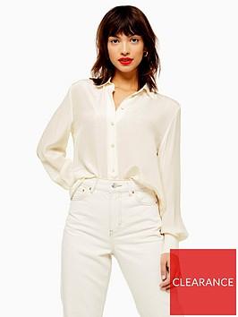 topshop-silk-shirt-ivory