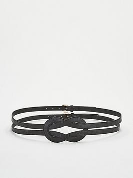 michelle-keegan-double-buckle-knotted-waist-belt-black