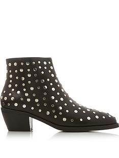 sofie-schnoor-aden-studded-leather-heeled-ankle-boots-black
