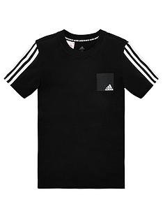 adidas-adidas-childrens-logo-short-sleeve-t-shirt-black
