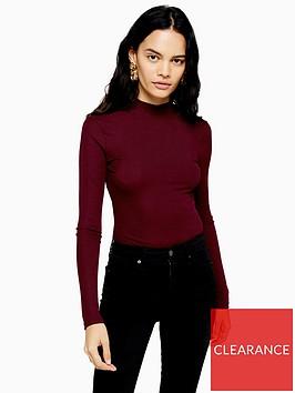 topshop-topshop-open-back-bodysuit-raspberry
