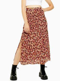 topshop-floral-crystal-pleat-skirt-multi