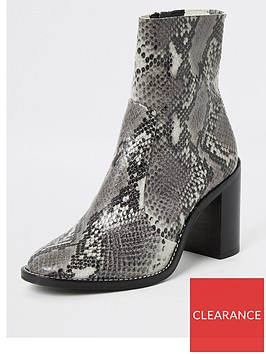 river-island-river-island-snake-print-leather-boot-grey