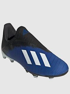 adidas-adidas-junior-x-laceless-193-firm-ground-football-boot
