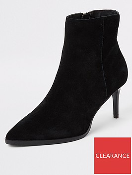 river-island-river-island-suede-skinny-heel-ankle-boot-black