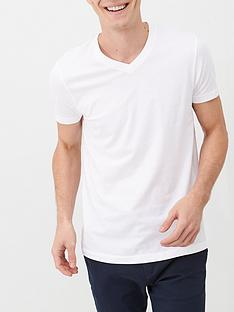 very-man-essentials-v-neck-t-shirt-white