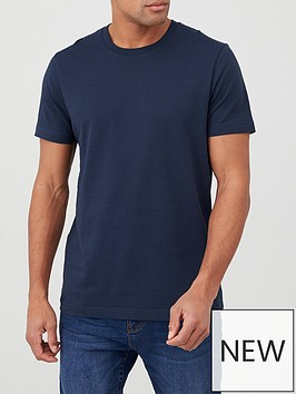 v-by-very-crew-t-shirt-navy