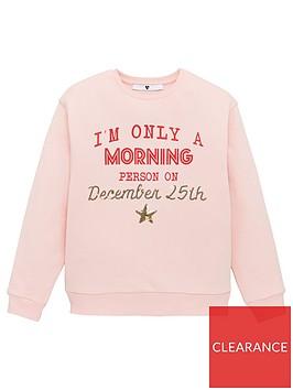 v-by-very-girls-december-25th-christmas-sweatshirt-pink