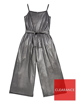 v-by-very-girls-strappy-metallic-jumpsuit-metallic