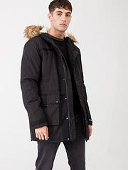 great deals wholesale online best authentic River island | Coats & jackets | Men | www.very.co.uk