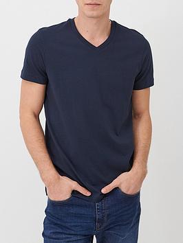 very-man-essentials-v-neck-t-shirt-navy