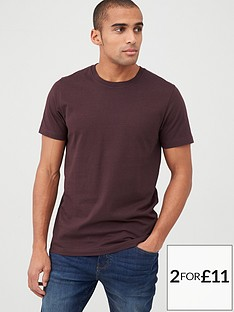v-by-very-essentials-crew-t-shirt-fudge