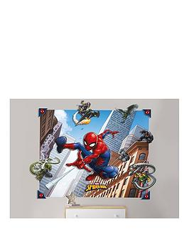 walltastic-spider-man-3d-pop-out-wall-mural