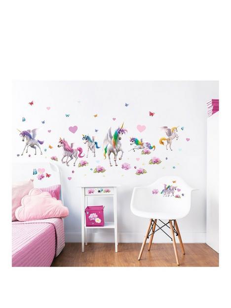 walltastic-magical-unicorn-wall-stickers