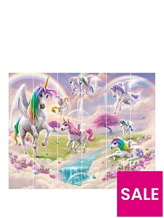 walltastic-magical-unicorn-wall-mural