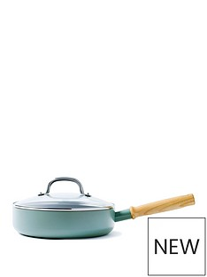 greenpan-greenpan-mayflower-healthy-ceramic-non-stick-induction-compatible-24cm-skillet-with-lid