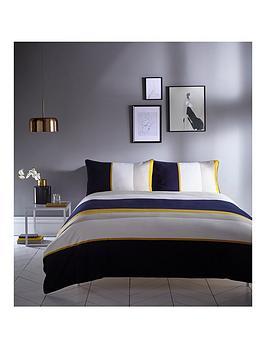 karen-millen-colour-block-duvet-cover-set