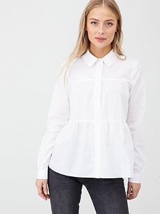 v-by-very-tiered-shirt-ivory