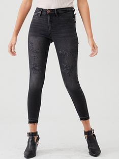 river-island-river-island-molly-mid-rise-distressed-jegging-washed-black