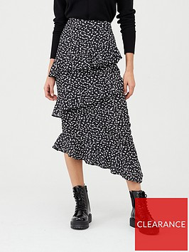 v-by-very-asymmetric-mono-ruffle-midi-skirtnbsp