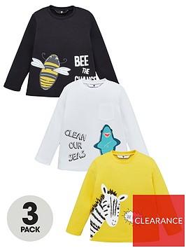 v-by-very-boys-3-pack-long-sleeve-sharkbeezebra-t-shirts-multi