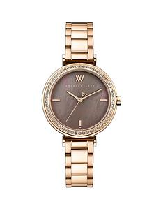 amanda-walker-amanda-walker-grace-bronze-mother-of-pearl-and-crystal-set-dial-rose-gold-stainless-steel-bracelet-ladies-watch