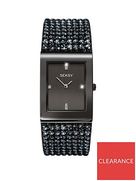 seksy-seksy-black-crystal-set-tank-dial-black-stainless-steel-bracelet-ladies-watch