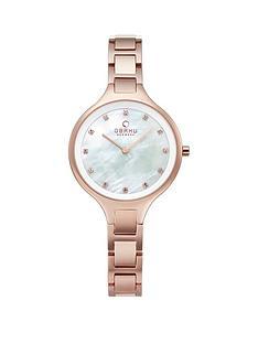 obaku-obaku-iris-mother-of-pearl-dial-rose-gold-stainless-steel-link-bracelet-ladies-watch