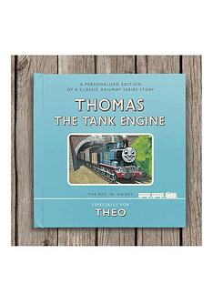 personalised-thomas-the-tank-engine-book