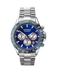 sekonda-sekonda-blue-and-silver-detail-chronograph-dial-stainless-steel-bracelet-mens-watch