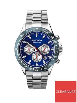 sekonda-sekonda-blue-and-silver-detail-chronograph-dial-stainless-steel-bracelet-mens-watch