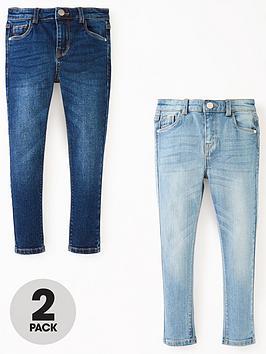 v-by-very-boys-2-pack-skinny-jeans-darklight-wash