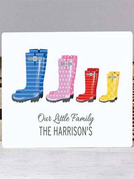 the-personalised-memento-company-personalised-family-wellies-print