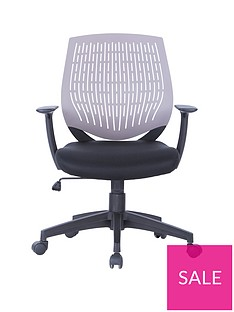 alphason-malibu-office-chair-grey