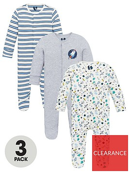 v-by-very-baby-boys-3-pack-need-more-space-sleepsuits-multi