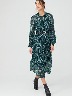 v-by-very-tiered-shirt-dress-printed