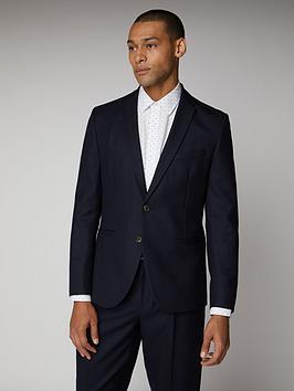 ben-sherman-structure-jacket-navy