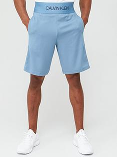 calvin-klein-performance-performance-7-inch-knit-shorts-blue