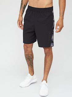 calvin-klein-performance-9-inch-knit-camo-shorts-blackgrey