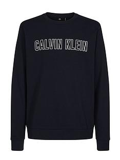 calvin-klein-performance-performance-crew-neck-top-navy