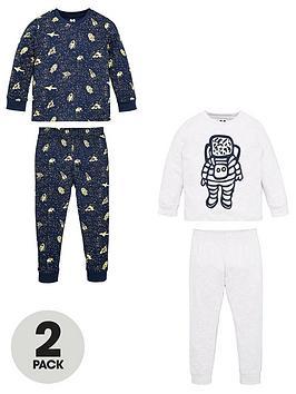 v-by-very-boys-2-pack-spaceman-pyjamas-navygrey